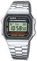 Мужские часы Casio A-168WA-1 кварцевые