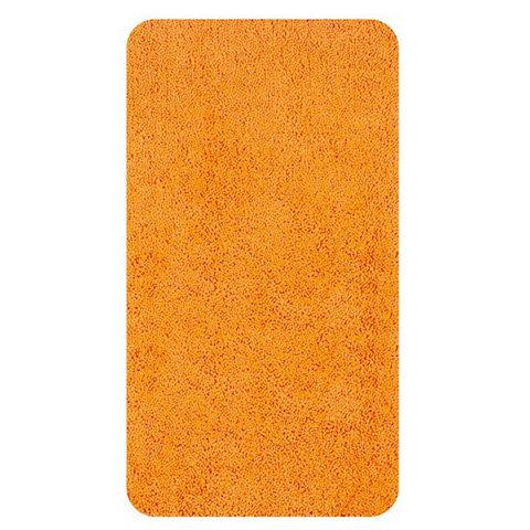 коврики для ванной Spirella Коврик для ванной Highland, 70 x 120 см, полиэстер/микрофибра, оранжевый