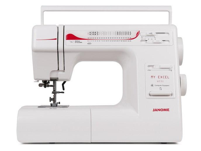 Электронная швейная машина Janome My Excel W23U
