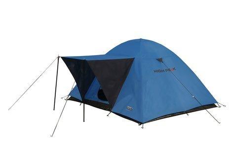 Палатка High Peak Texel 4 синий/серый