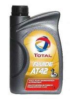 Масло трансмиссионное atf total 1л fluide at 42 Total арт. 166218