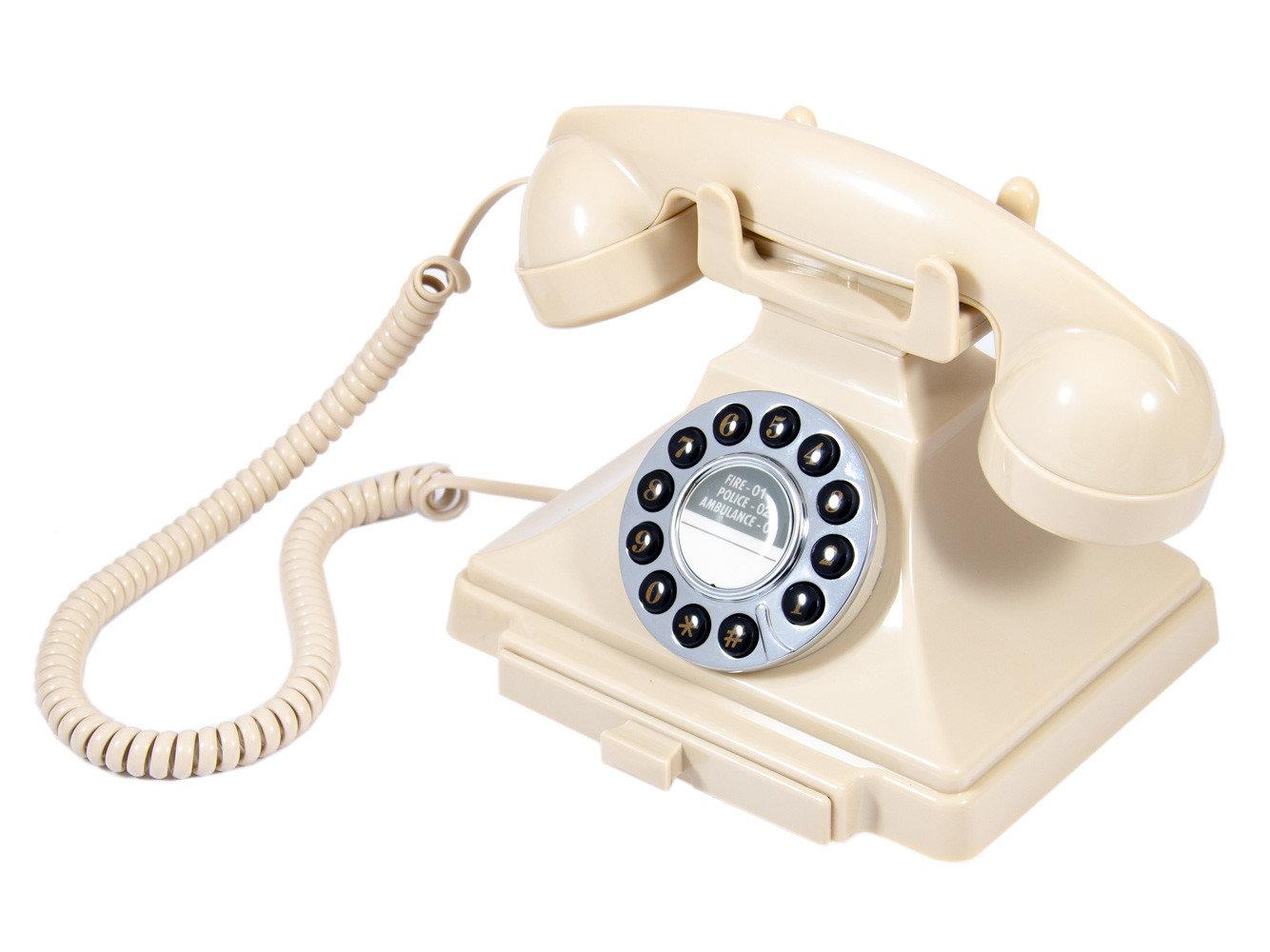 Телефон-ретро, 23x12x19 см, арт. 98911