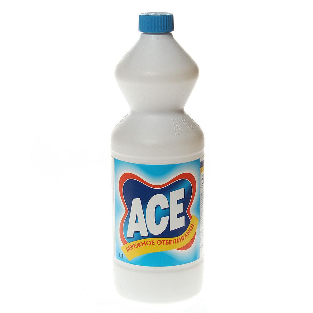 Отбеливатель Ace, 1000 мл