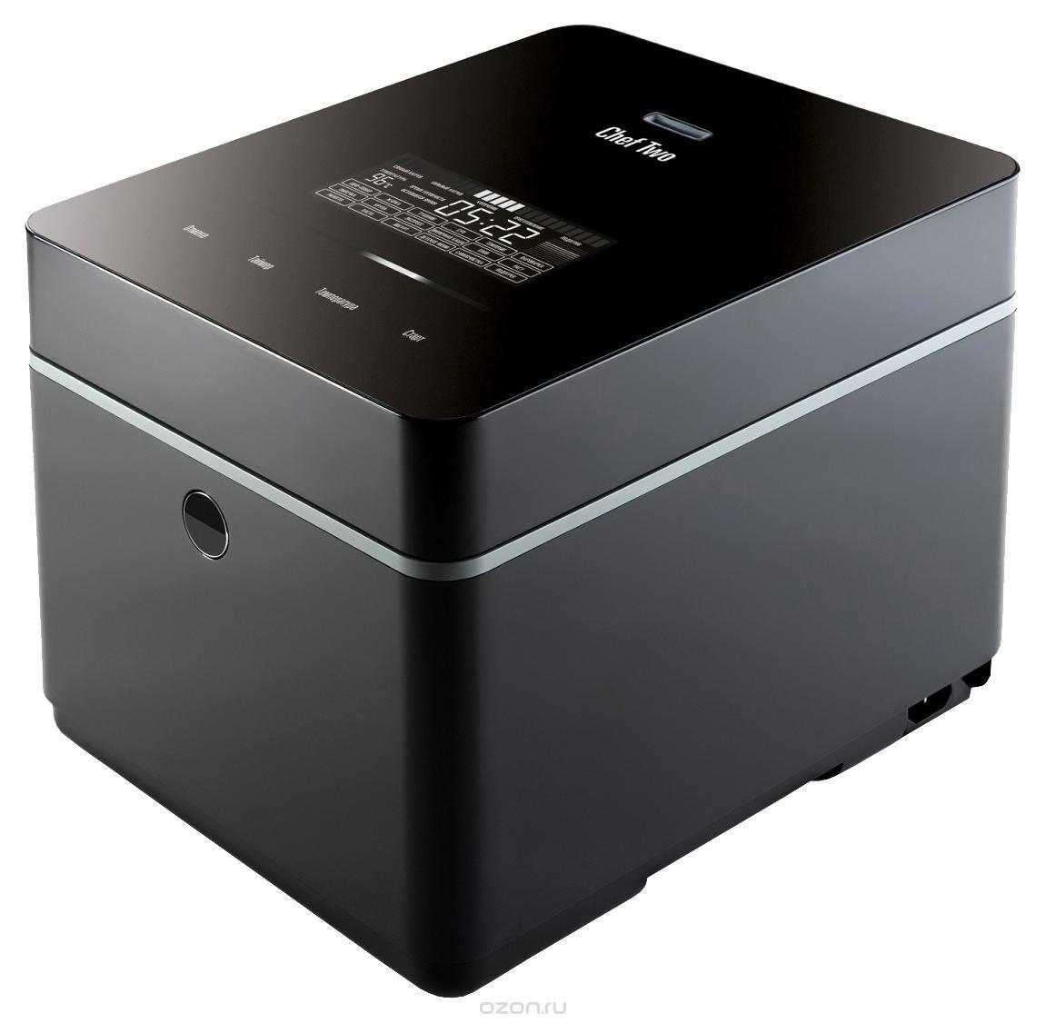 Stadler Form Chef Two SFC.939, Black мультиварка
