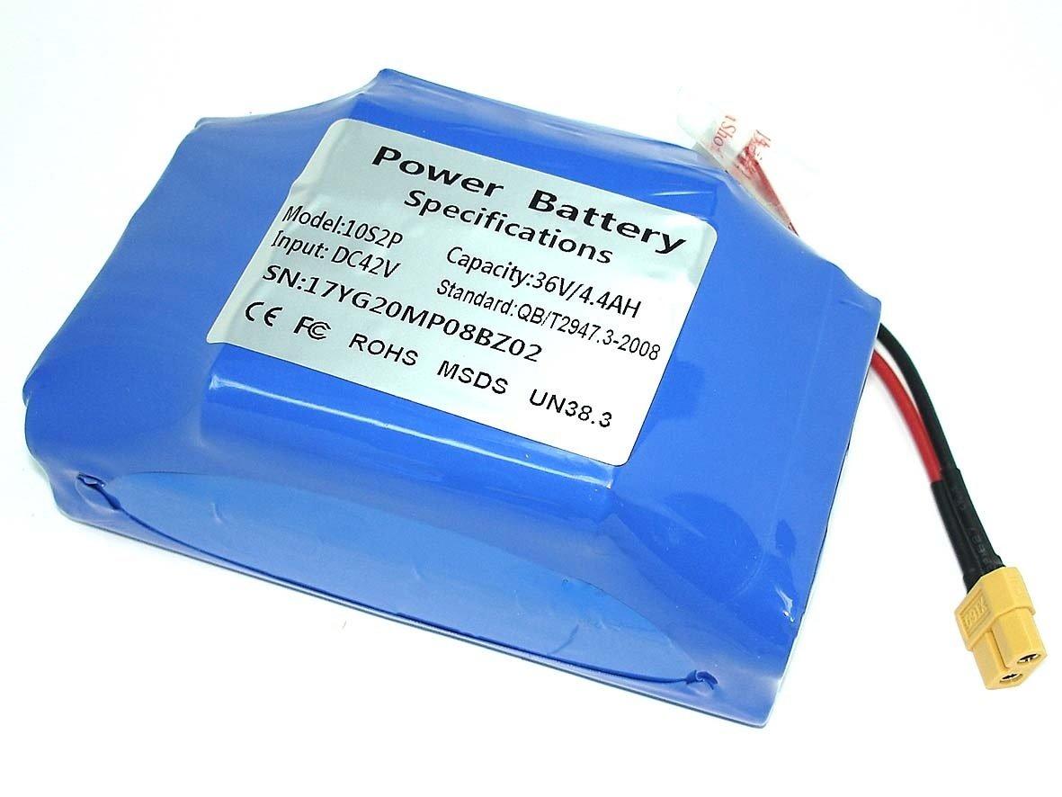 ОЕМ Аккумулятор для гироскутеров Smart Balance, SkyBoard 10S2P 36V 4400mAh код 020853