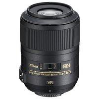 Объектив NIKON 85 mm f/3.5G ED VR DX AF-S Micro-Nikkor