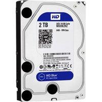 "Жесткий диск WESTERN DIGITAL Blue 3.5"" 2.0 Tb SATA III 64 Mb 5400 rpm WD20EZRZ"