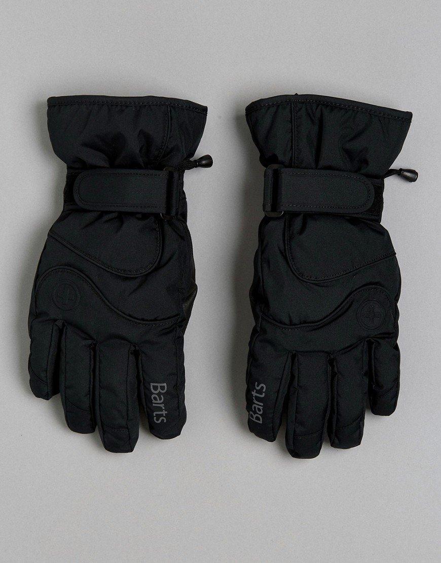 Горнолыжные перчатки Barts - Черный