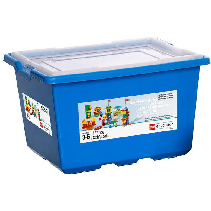 LEGO Education PreSchool 9076 Набор с трубами DUPLO