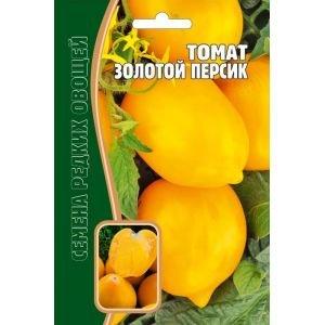 Семена Томат Золотой Персик, 15шт