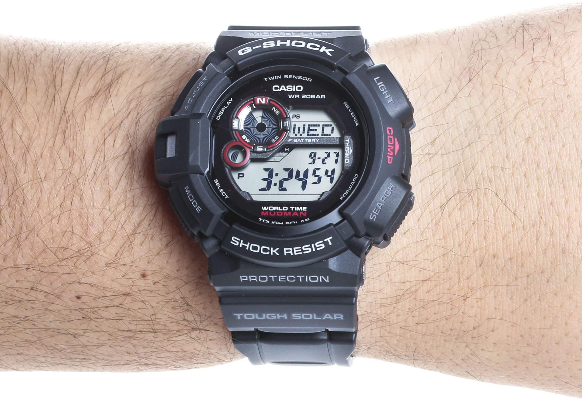 В данном видео рассказывается о полной правильной настройке часов японского бренда casio коллекции g-shock gwer: как выставить время в часах, как выбрать свой часовой пояс, как изменить режим летнего и зимнего времени dst, как включить режим сбережения энергии, как изменить дату, месяц, год, длительность подсветки, как изменить единицы измерения альтиметра, термометра, компаса, барометра, как выставить широту и долготу своего.
