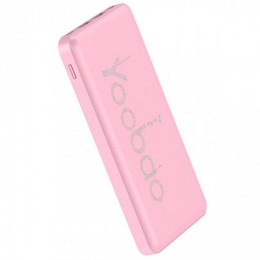 Внешний аккумулятор Yoobao YB-PL12 12000mAh розовый