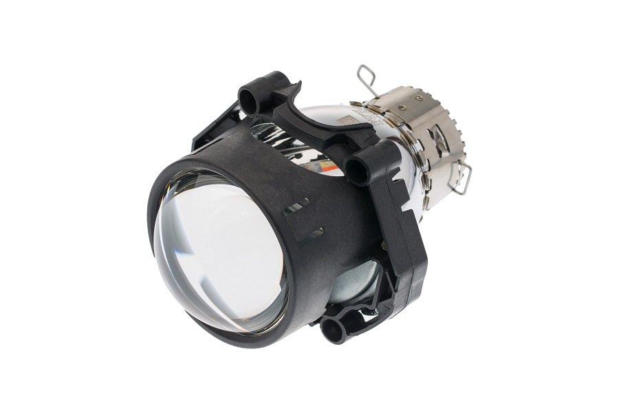 "Биксеноновая линза Optima 4R Lens 3.0"" D1S/D2S, круглый модуль под лампу D1S/D2S 3.0 дюйма без бленды"