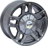 Диск литой OFF-ROAD Wheels 6x139.7 8x16 ET+10 D110 - фото 1