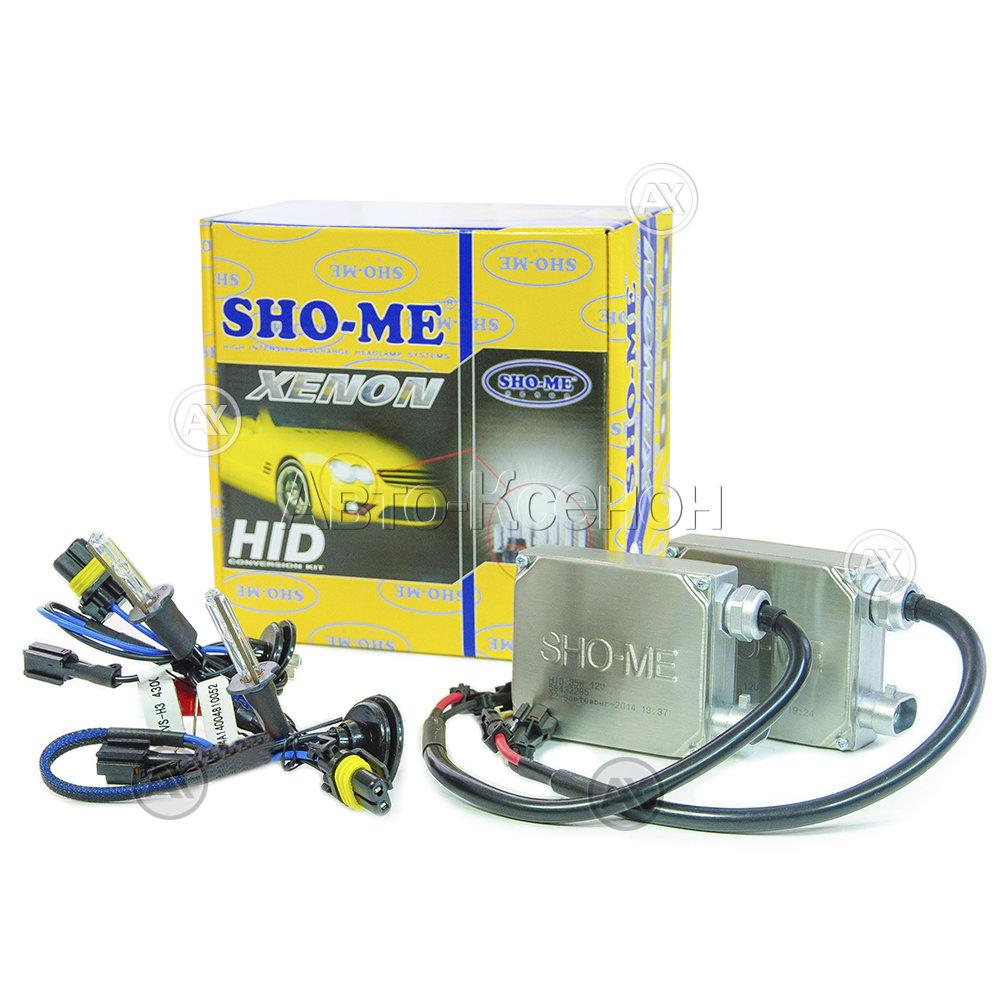 Ксенон Sho-Me H3 (6000K)