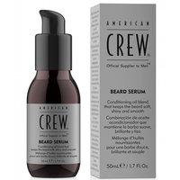 American crew сыворотка для бороды beard serum 50мл