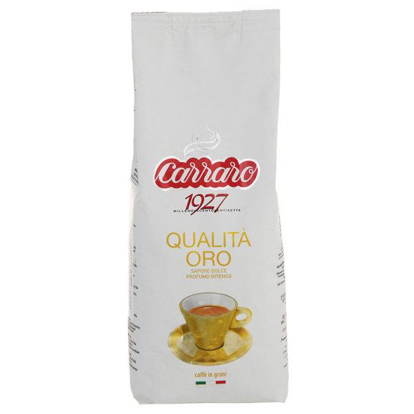 Кофе в зернах Carraro Qualita Oro 500гр.