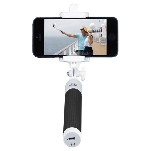 Монопод для смартфона InterStep MP-115B Black (IS-HD-MPSP115BK-BT0B201)
