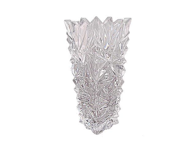ваза jihlava glacier 30см хрусталь