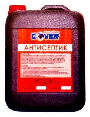 Антисептик Ковер 10л