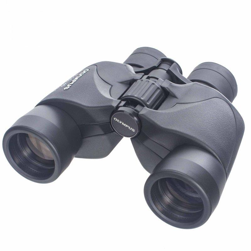 Бинокль OLYMPUS DPS-I Zoom 8-16x40 с чехлом и ремешком