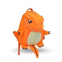 Детский водонепроницаемый рюкзак NOHOO дракончик оранжевый