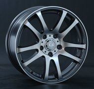 Колесные диски LS Wheels 283 GMF 6,5x15 4x108 ET27 d65,1 - фото 1