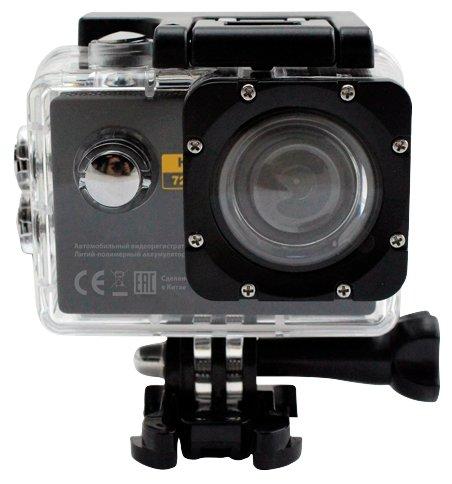 Экшн-камера Lexand LR-40 (черный)