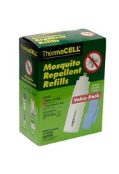 Набор ThermaCELL (4 газовых картриджа + 12 пластин)