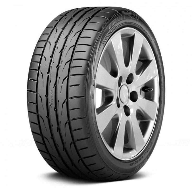 Автомобильные шины DUNLOP Direzza DZ102 205/55 R16 91V