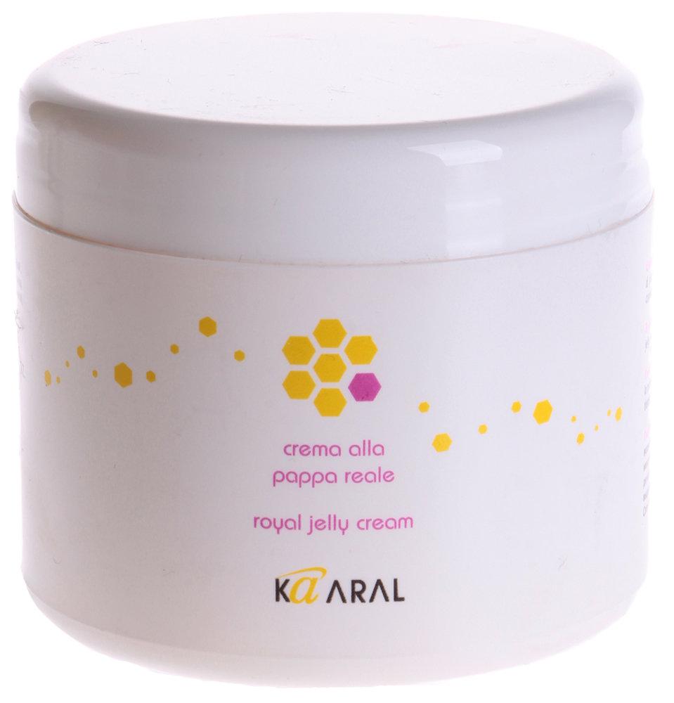 KAARAL Маска реконструирующая с пчелиным маточным молочком для волос / Royal Jelly Cream 500 мл
