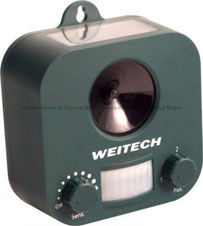 Ультразвуковой отпугиватель животных WK-0053 (солнечная батарея)