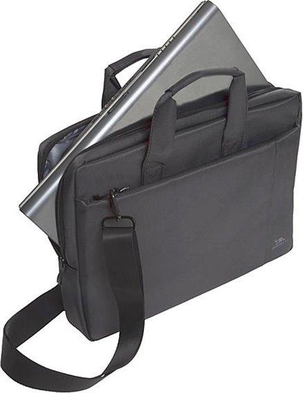 Сумки и чехлы для ноутбуков RivaCase 8231 Grey
