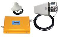 Усилитель репитер GSM 900 GSM DCS 1800 МГц до 300м² с экраном (комплект)