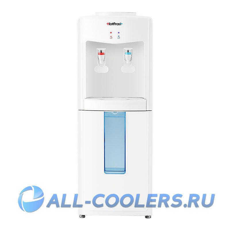 Кулер для воды напольный HotFrost V118Е