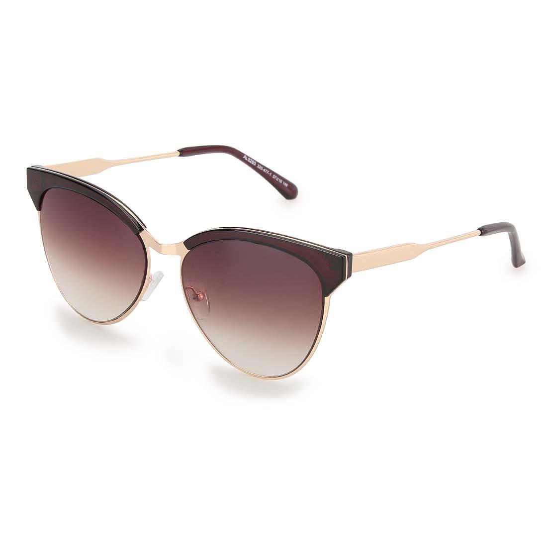 Очки солнцезащитные AL9265 Brown