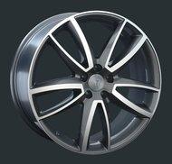 Диски Replay Replica Audi A57 7x16 5x112 ET39 ЦО66.6 цвет GMF - фото 1