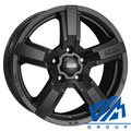 Диски OZ Racing Versilia 9.5x20 5/120 ET40 d79 Matt Black - фото 1