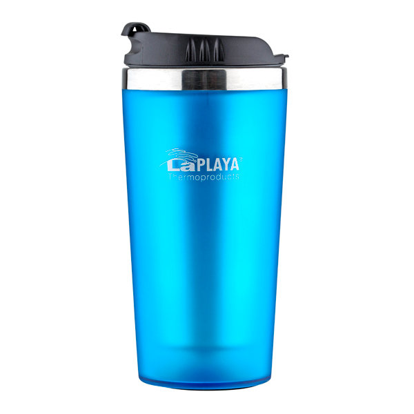 Термокружка LaPlaya Mercury Mug 0,4L Blue (560068)