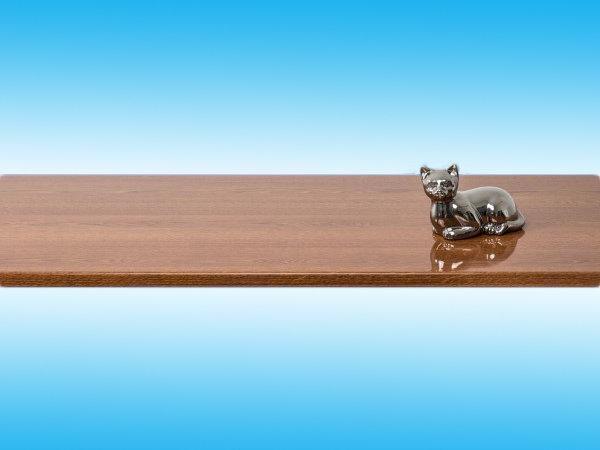 Подоконник глянцевый Мёллер (Мюллер) - Золотой дуб глянец Moeller LD-S 30