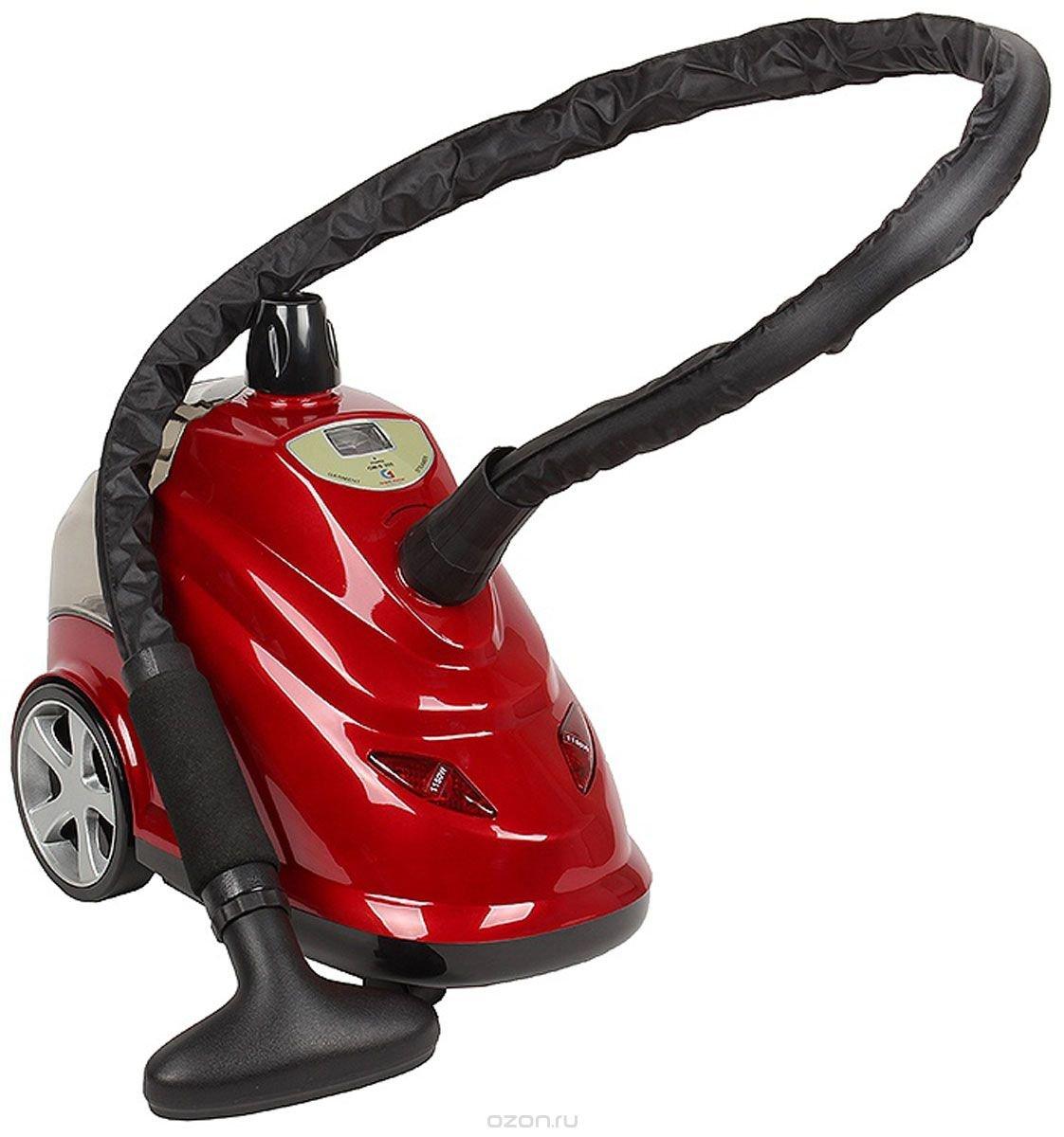Grand Master GM-S205 Professional, Red отпариватель