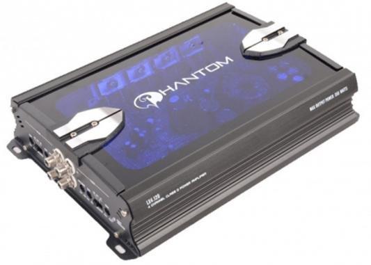 Усилитель Усилитель звука Phantom LX 4.120 4-канальный