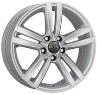 Колесные диски MAK SACHSEN Silver 6.5x16 5x112 ET50 D57.1 SILVER (F6560CHSI50VW3X) - фото 1
