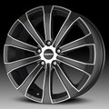 Momo Europe 7x17 5x108 ET 40 Dia 72.3 Matt Carbon Polished - фото 1