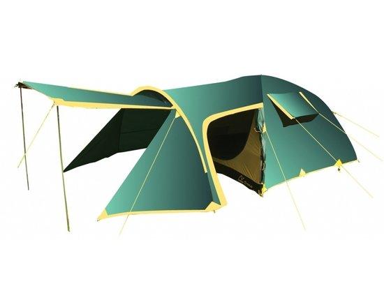 Палатка Tramp Grot-B v2 2018 темно зеленый