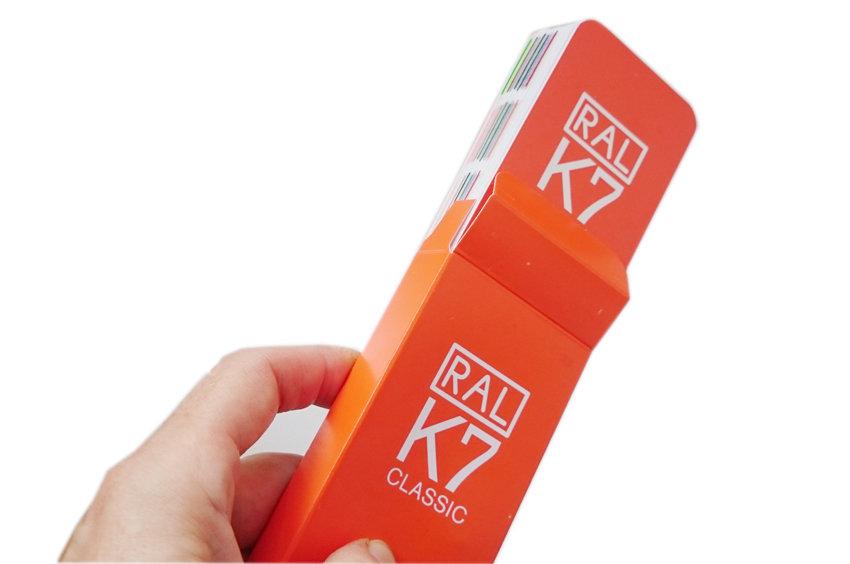 цветовой справочник RAL K7