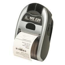 принтеры настольные zebra m2e zebra / M2E-0UB0E020-00 / мобильный принтер чеков mz 220, ширина печати 2дюйма,usb, bluetooth