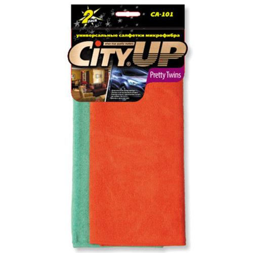 Салфетки City Up CA-101 Pretty Twins (набор из 2-х шт.)