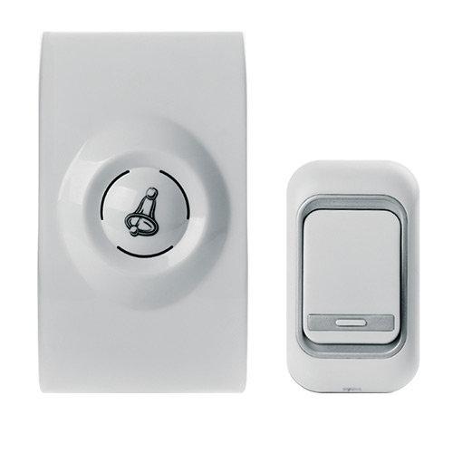 Беспроводной звонок DoorBell Ella с влагозащищ. кнопкой