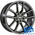 Диски BBS XA 8.5x19 5/120 ET32 d82 Black Diamond Cut - фото 1